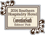 Convention South editor's pick