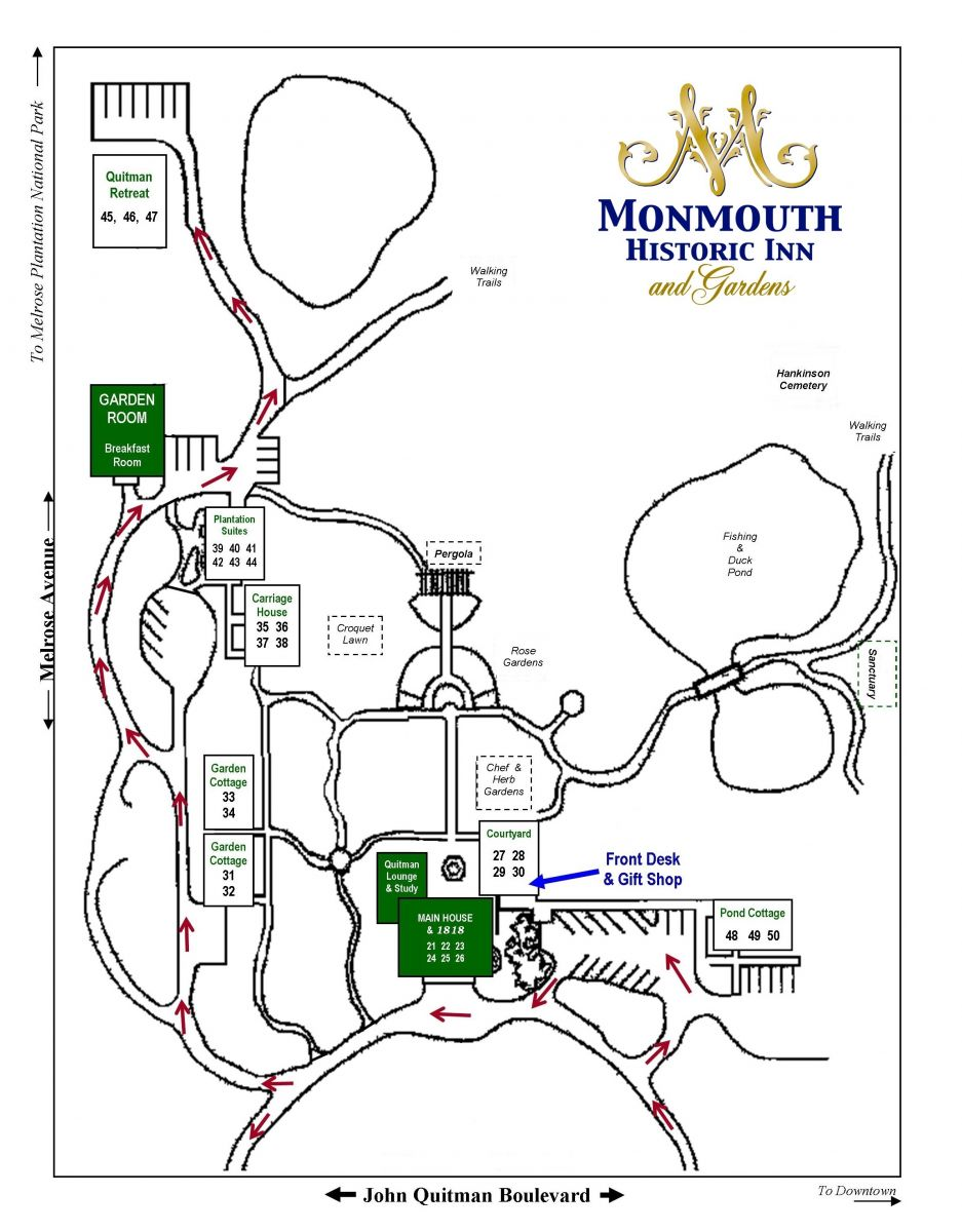 Grounds map monmouth historic inn grounds map pooptronica Image collections